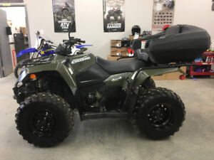 2016 SUZUKI 400 KING QUAD.....FINANCING AVAILABLE