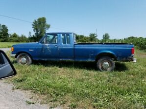 1990 FORD F250 ext cab