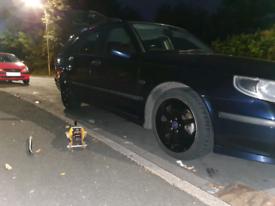Saab 95 3.0 V6 diesel