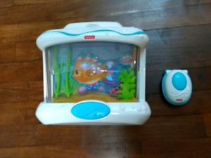 Aquarium pour bébé Fisher Price