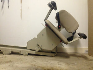 Power stair lift