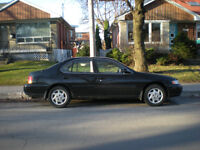 Nissan Altima GXE 1999
