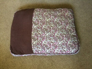 Dog Bed and Accessories