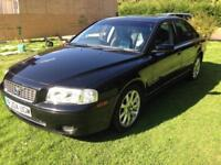 VOLVO S80 2.4TD D5 SE DIESEL *FULL SERVICE HISTORY*ONE FAMILY OWNED FROM NEW*