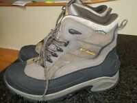 Men's Columbia Omni-Tech Waterproof/Breathable Boots size 13