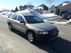 Volvo v70 xc Cross Country AWD turbo BSR