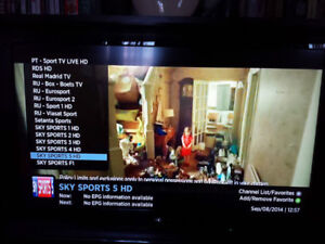 wow tv sur roku / android