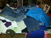 Girl's clothes sizes 10 to 14