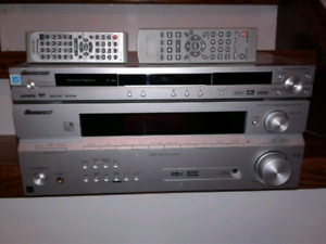 Pioneer SX-316S Stereo Audio Video Home Theater