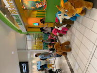 Exciting Stuffy Rides at AniMall Riders @ Guildford Mall