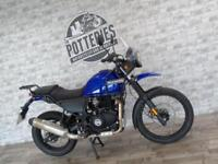 Royal Enfield Himalayan Limited Edition 2018 *Deep Sea Blue*