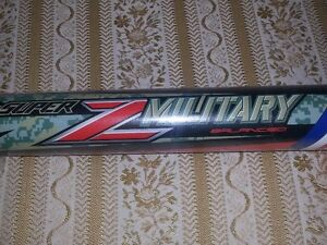 Selling a Louisville Super Z Military...new in wrapper