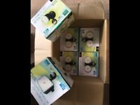 Brand new nightwatcher led security lights