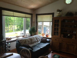 Cottage house with garage on 6 acres in Algonquin highlands. Kawartha Lakes Peterborough Area image 5