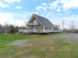 NEW PRICE Secluded Waterfront Chalet
