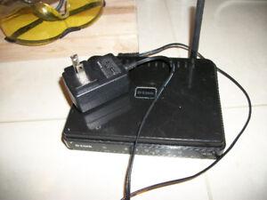 Router D-link Dir-601