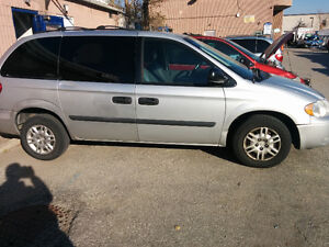 2006 CARAVAN CERTIFIED AND ETESTED