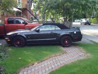 2007 Ford Mustang GT Coupé (2 portes)