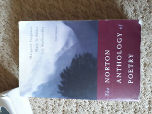 The Norton Anthology of Poetry - 5th Edition