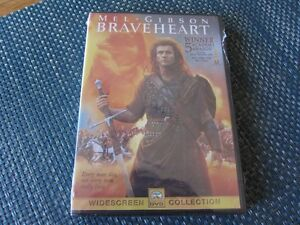 """Braveheart"" - Brand New DVD - Still In Cellophane Wrapper! Kingston Kingston Area image 1"