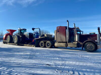 Class 1 Driver Equipment and Farm Hauling