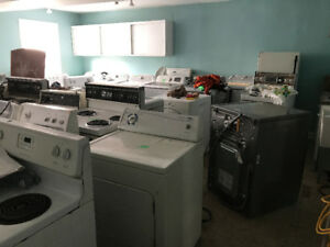 Sales for used home appliances