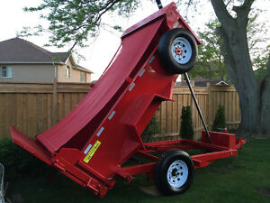 DUMP TRAILERS BY CRAMERO TRAILERS FALL SPECIAL London Ontario image 5