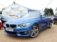 2014 64 BMW 4 Series 3.0 435d M Sport xDrive 2dr - rac dealer