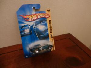 Hot Wheels Shelby Cobra Daytona Coupe Wheel Variation