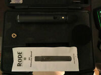 RODE M3 Recording Microphone | Never Used | Brand New