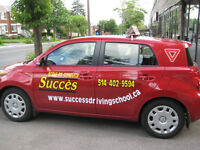 Driving lessons - Driving School - Driving courses (514)402-9594