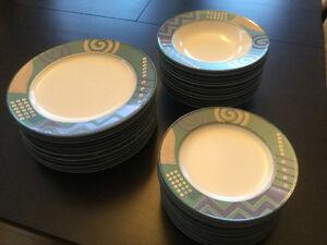Mikasa Dinnerware Set - Intaglio Lifestyle