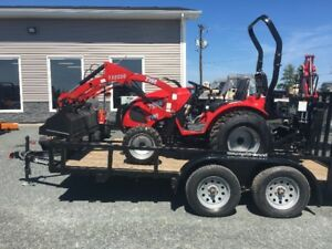 **ON SALE**  TYM 234 Tractor Package