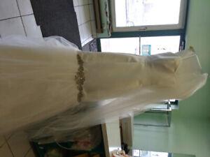 Wedding Dress&Veil