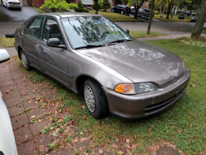 1993 Honda Civic EX Other - Or Best Offer