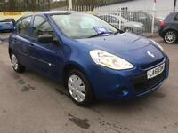 61 Renault Clio 1.2 64k only