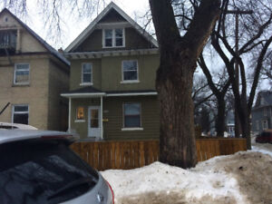 Renovated 1 bedroom with den available sept 1
