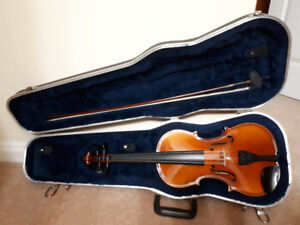 Posch Violin  with Hardshell Case