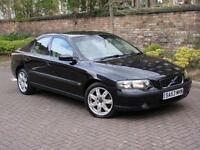 RARE CAR!!! 53 REG VOLVO S60 2.3 T5 250 BHP SE 4dr MANUAL, LONG MOT