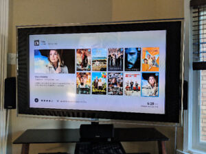 52in 1080p LCD TV - KDL-52XBR4 - Perfect Condition!