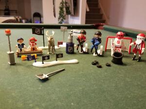 Playmobil hockey