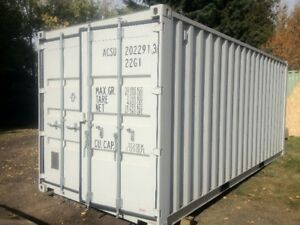 Container, Steel Box, Storage, Rental, Sea -Cans.