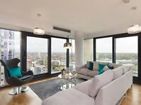 LUXURY 1 BED STRATORD RIVERSIDE E15 STRATFORD BOW CHURCH PUDDING MILL LANE CANARY WHARF