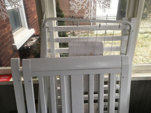 Good Condition Crib rarely used