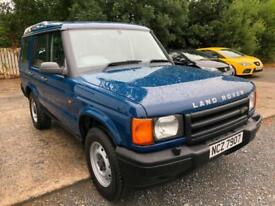 Land Rover Discovery 2.5Td5 ( 5 st ) 2002MY S