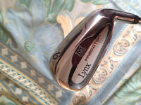 Golf club/baton - Lynx 6 iron - Right handed/droitier