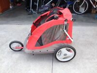 Bike trailer $100 call after 5 pm 5199812949