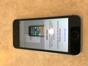 APPLE IPhone 5S- 16GB EXCELLENT CONDITION - $125.00