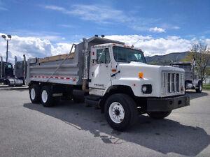 2002 International Dump Truck
