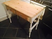 Console hall table / desk / dressing table £50 b on Avon